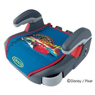 GRACO(グレコ) ジュニアシート コンパクトジュニア カーズ ディズニー 6(自動車用チャイルドシート本体)