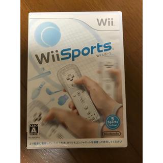ウィー(Wii)のWii スポーツ(家庭用ゲームソフト)