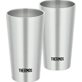 サーモス 真空断熱タンブラー 2個セット 300ml ステンレス