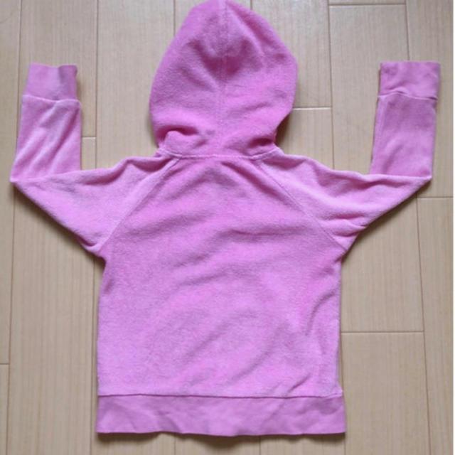 JENNI(ジェニィ)のJENNI BABY ジェニィベビー パーカー  90 キッズ/ベビー/マタニティのキッズ服 女の子用(90cm~)(ジャケット/上着)の商品写真