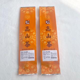 台湾 高山茶 阿里山烏龍茶 50g 2袋セット(茶)