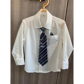 ワイシャツ ネクタイ チーフ サイズ95(ブラウス)