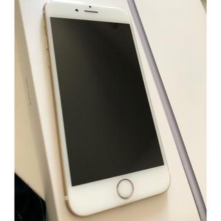 アップル(Apple)のiPhone6S(スマートフォン本体)