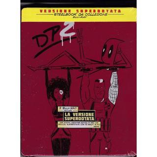 デッドプール2スティールケース (Blu-ray) 欧州盤(外国映画)