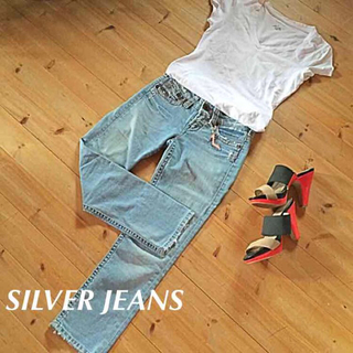 シルバージーンズ(Silver JEANS)の雑誌掲載☆SILVER JEANS👖(デニム/ジーンズ)