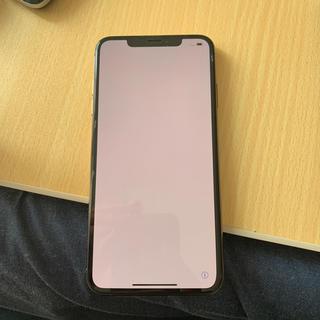 アイフォーン(iPhone)のiPhoneXS MAX 64GB ゴールド simフリー(スマートフォン本体)