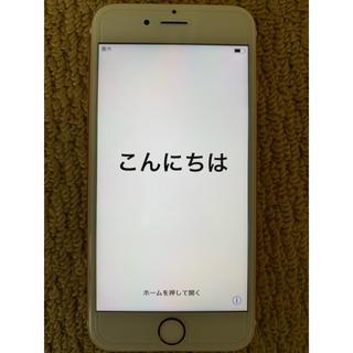 アイフォーン(iPhone)のiPhone 6s Rose Gold 16 GB au(スマートフォン本体)