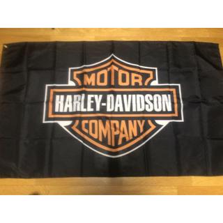 ハーレーダビッドソン(Harley Davidson)のハーレー ダビッドソン フラッグ バナー 旗  ハーレー チョッパー バイカー(その他)