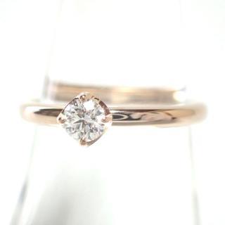 ニワカ(俄)のA776 ニューヨークニワカ K18 PG ダイヤ リング 0.20ct 指輪(リング(指輪))