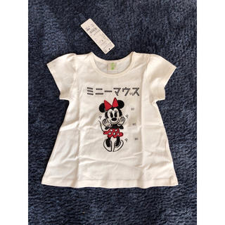 ディズニー(Disney)のミニーマウスカットソー(シャツ/カットソー)