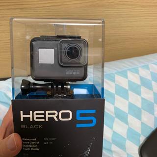 ゴープロ(GoPro)のgopro hero5 black(ビデオカメラ)