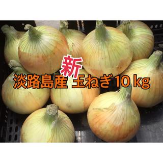 【予約販売】10kg 最高品質 淡路島産 新玉ねぎ 送料無料(野菜)