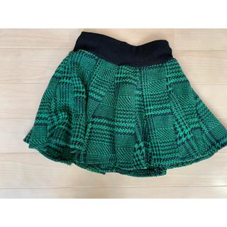 ジーユー(GU)のスカート 子供服(スカート)