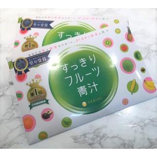 【2個】すっきりフルーツ青汁(青汁/ケール加工食品 )