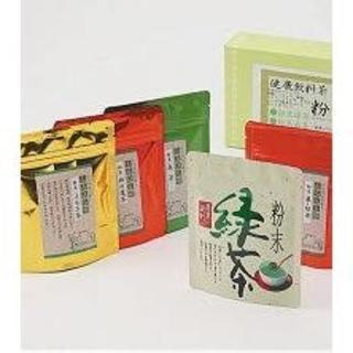 粉末 よもぎ茶 50g(粉末パウダー) 岡山県真庭産 農薬不使用!!(健康茶)