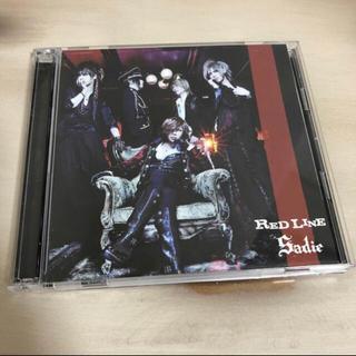 Sadie サディ RED LINE 初回限定盤 Bタイプ CD+DVD(ポップス/ロック(邦楽))
