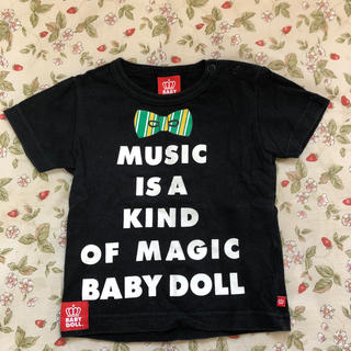 ベビードール(BABYDOLL)のBABY DOLL 80(Tシャツ)