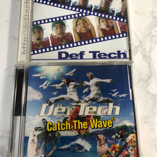 Def Tech アルバム 2枚セット(ポップス/ロック(邦楽))
