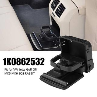 フォルクスワーゲン(Volkswagen)の新品 ゴルフ5 ゴルフヴァリアント ジェッタ 後部座席用 リア ドリンクホルダ(車種別パーツ)