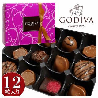 チョコレート(chocolate)のGODIVA アソートメント 12粒入(菓子/デザート)