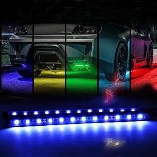 LEDテープ 防水 RGB 48LED 照明 LEDライト 音楽 SMD 505(蛍光灯/電球)