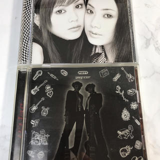PUFFY アルバム 2枚セット(ポップス/ロック(邦楽))