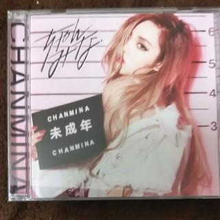 ちゃんみな 未成年 CDアルバム(ポップス/ロック(邦楽))