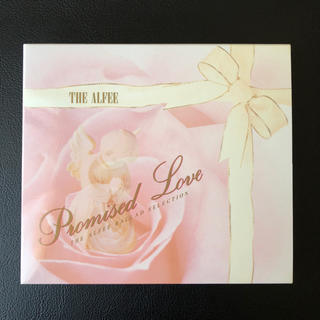 THE ALFEE CD    Promised Love  (ポップス/ロック(邦楽))