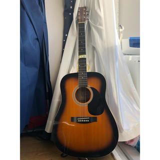 ハニービー(HONEY BEE)のhoneybee W-15 TS アコギ(アコースティックギター)