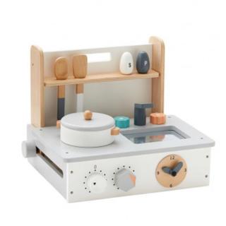 イケア(IKEA)のKids Concept 木製おもちゃ 卓上キッチンセット  (知育玩具)