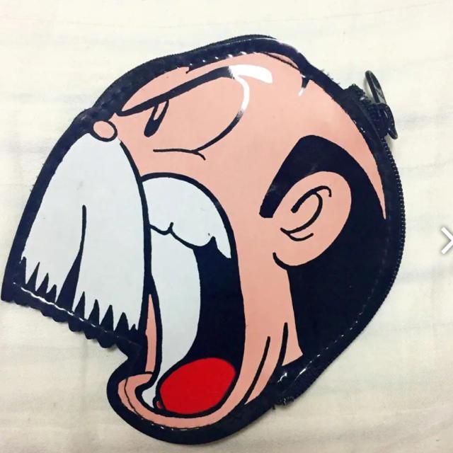 SHIN&COMPANY(シンアンドカンパニー)の鉄腕アトム ヒゲオヤジ♩ エンタメ/ホビーのおもちゃ/ぬいぐるみ(キャラクターグッズ)の商品写真