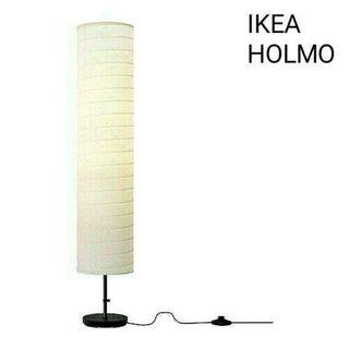イケア(IKEA)の【夕麻様専用】IKEAフロアランプHOLMO2点(フロアスタンド)