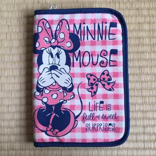 ディズニー(Disney)の母子手帳ケース ミニー(母子手帳ケース)