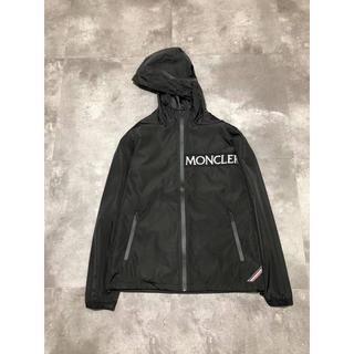 モンクレール(MONCLER)のモンクレール MONCLER ジャケット ナイロンジャケットメンズブラック(ナイロンジャケット)