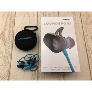 ボーズ(BOSE)のBOSE SoundSport Wireless Headphones 保証あり(ヘッドフォン/イヤフォン)