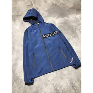 モンクレール(MONCLER)のモンクレール MONCLER ナイロンジャケット メンズ ブルー ジャケット(ナイロンジャケット)