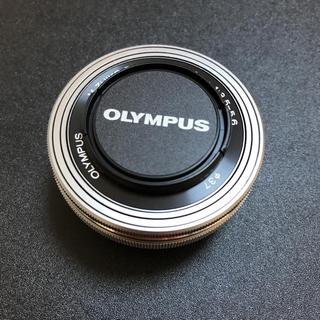 OLYMPUS - OLYMPUS M.ZUIKO DIGITAL 14-42mm シルバー