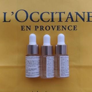 ロクシタン(L'OCCITANE)のロクシタン IMインテンシヴオイル 4ml×3(ブースター / 導入液)