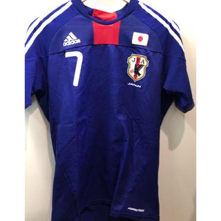 日本代表 ♯7 遠藤保仁選手 ユニフォーム Oサイズ