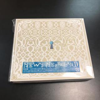 ニュース(NEWS)のNEWS  アルバム NEVER LAND(アイドルグッズ)