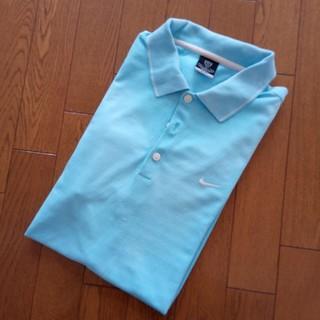 ナイキ(NIKE)のナイキ dry-fit  半袖 ポロシャツ メンズ ゴルフ(ポロシャツ)