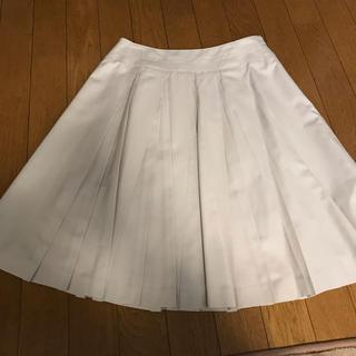 ロペ(ROPE)の★ROPE プリーツスカート 春 夏★(ひざ丈スカート)