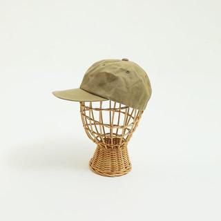 トゥデイフル(TODAYFUL)のT02615/TODAYFUL Cotton Paraffin Cap BE(キャップ)