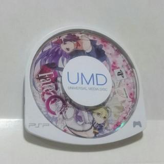 プレイステーションポータブル(PlayStation Portable)の☆フェイトエクストラCCC☆(携帯用ゲームソフト)
