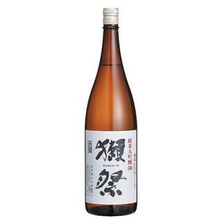 107 獺祭(だっさい) 純米大吟醸50 1800ml 酒 日本酒(日本酒)
