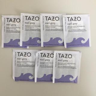 スターバックスコーヒー(Starbucks Coffee)のtazo tea アールグレイ 7袋(茶)
