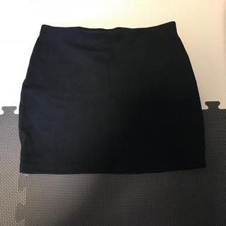 ザラ(ZARA)のタイトスカート ミニスカート(ミニスカート)