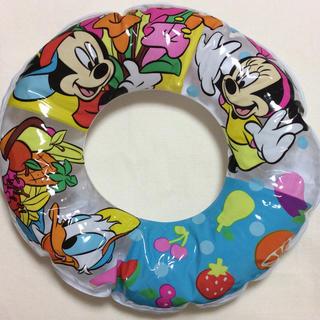 ディズニー(Disney)のDisney 子供用浮き輪(マリン/スイミング)