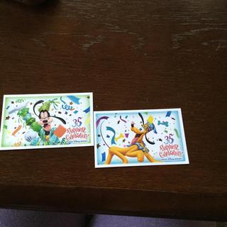 ディズニー(Disney)のディズニーペアチケット(遊園地/テーマパーク)