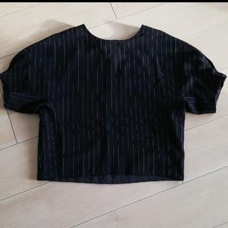 ジーユー(GU)のGUトップス Sサイズ(カットソー(半袖/袖なし))